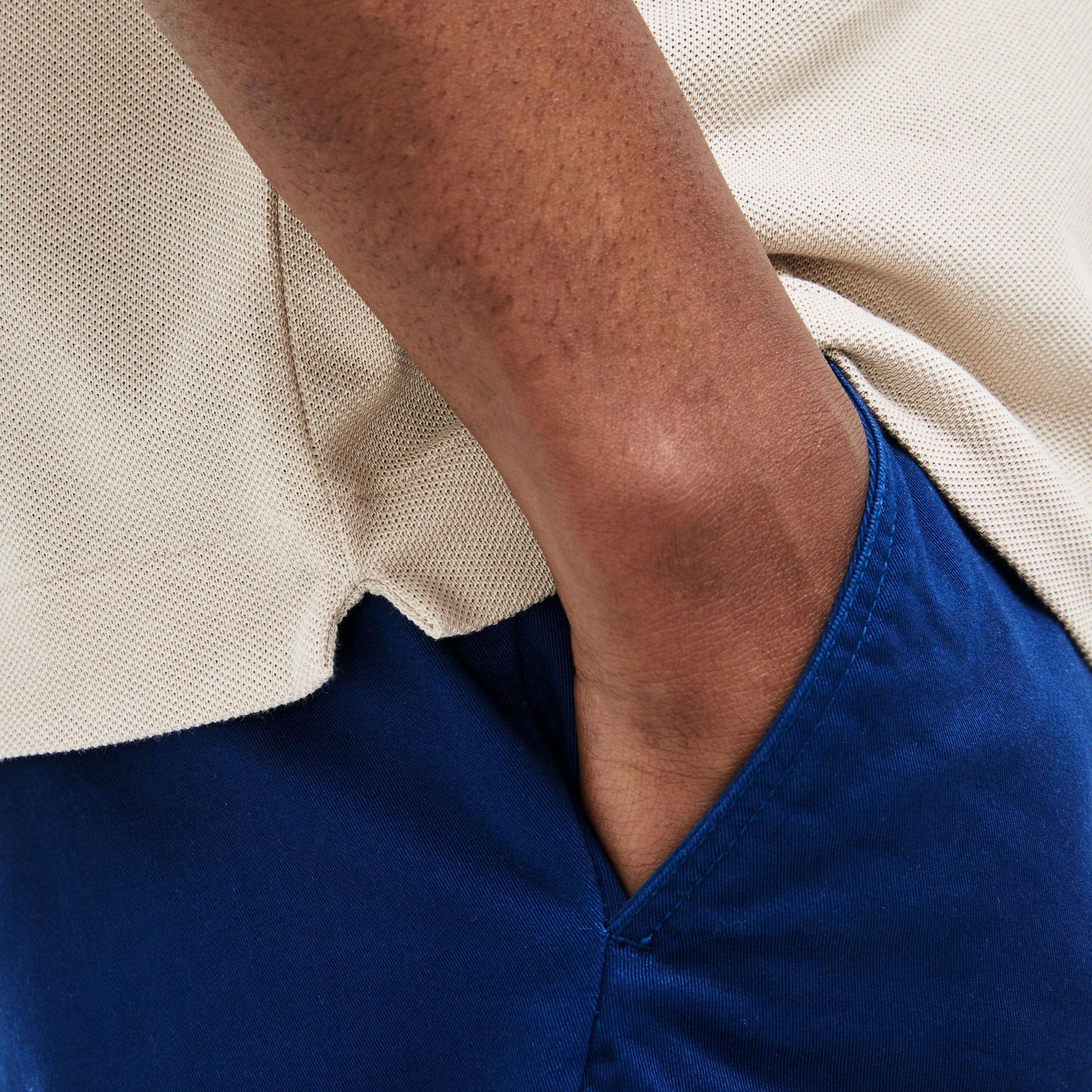 Lacoste Erkek L1212 Klasik Fit Bej Polo