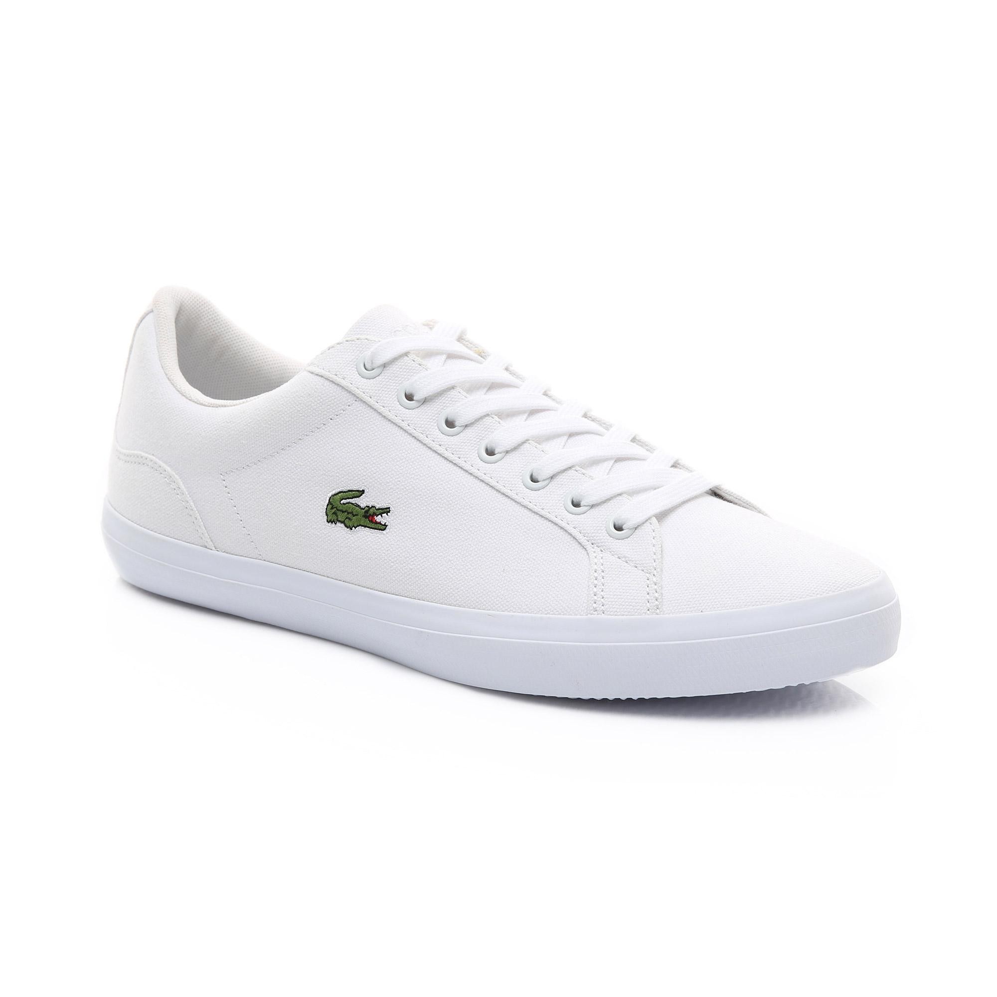 Lacoste Lerond Erkek Beyaz Ayakkabı