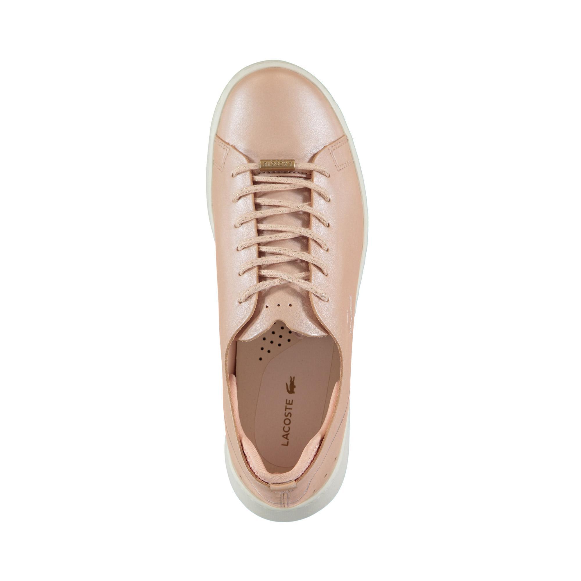 Lacoste Kadın Açık Pembe - Bej Eyyla 119 1 Casual Ayakkabı
