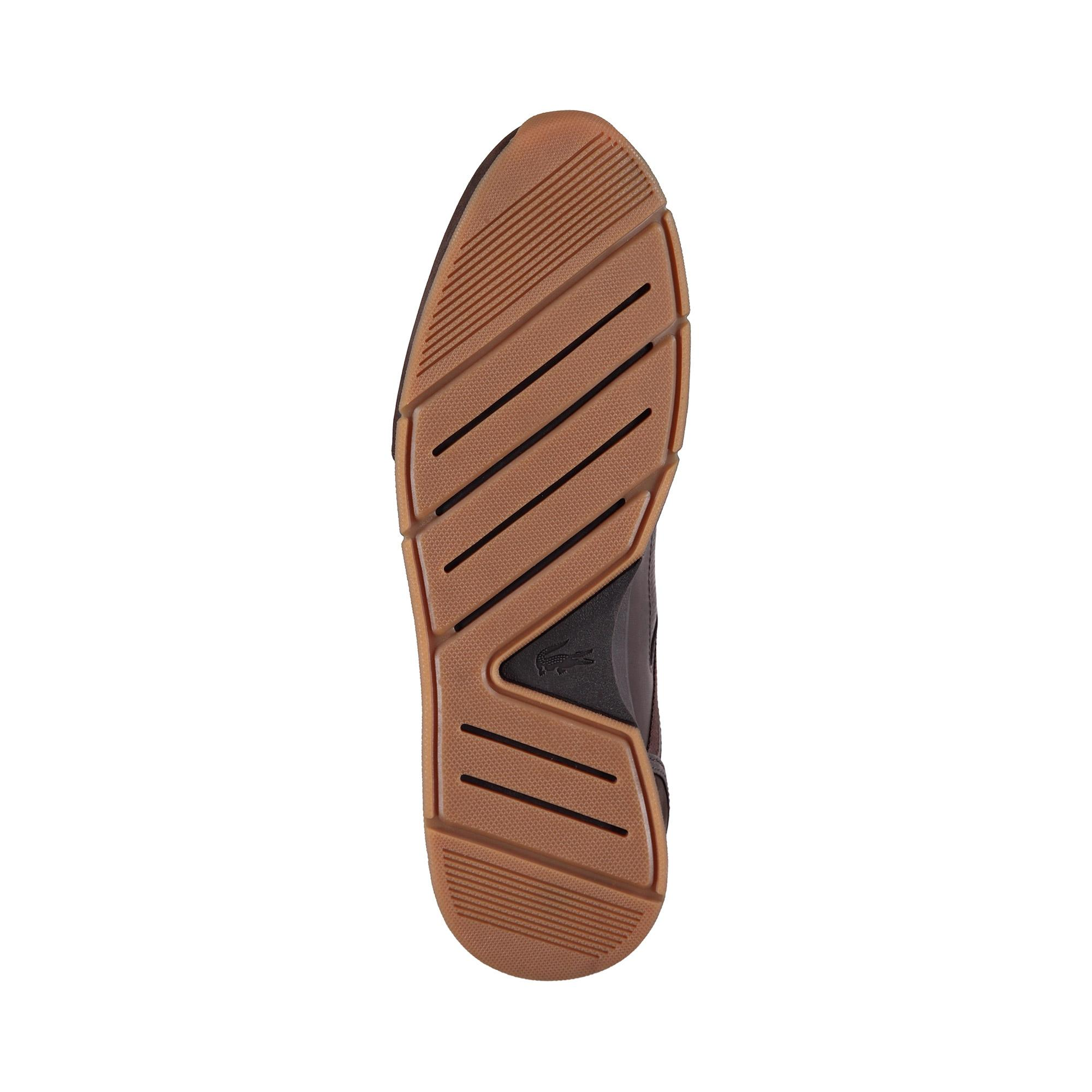 Lacoste Erkek Kahve Menerva 119 4 Casual Ayakkabı