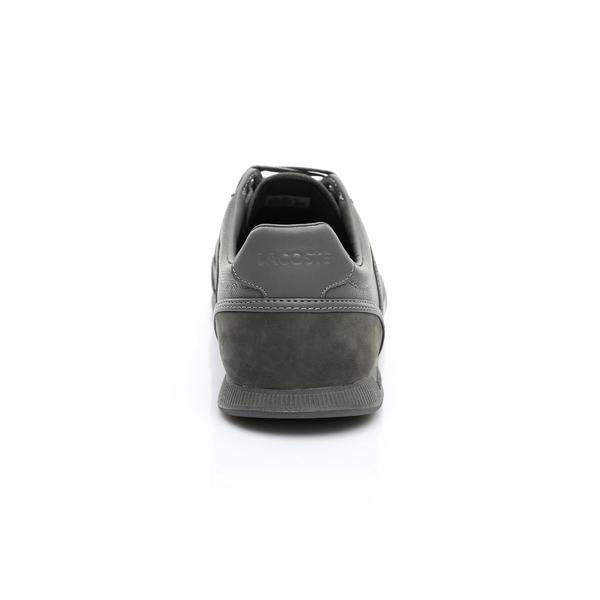 Lacoste Erkek Koyu Gri - Koyu Gri Menerva 119 2 Casual Ayakkabı