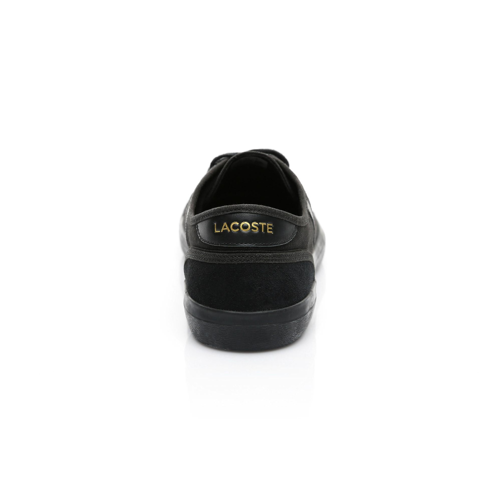 Lacoste Erkek Siyah Sideline 119 1 Casual Ayakkabı