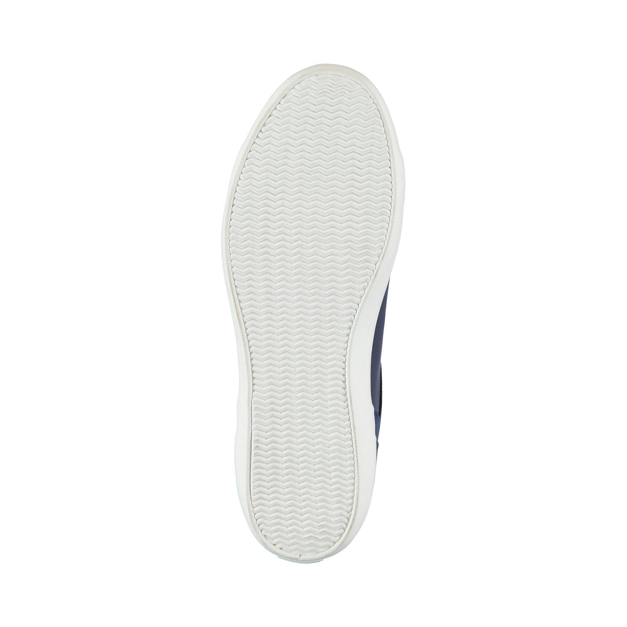Lacoste Erkek Lacivert - Bej Lerond 119 4 Casual Ayakkabı