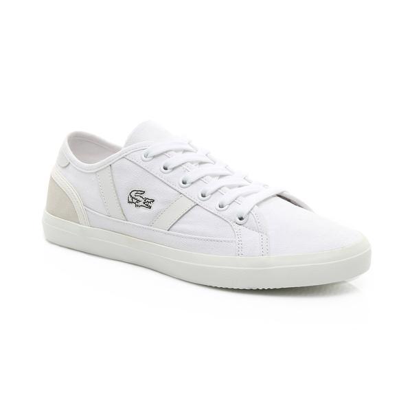 Lacoste Kadın Beyaz - Bej Sideline 119 1 Casual Ayakkabı