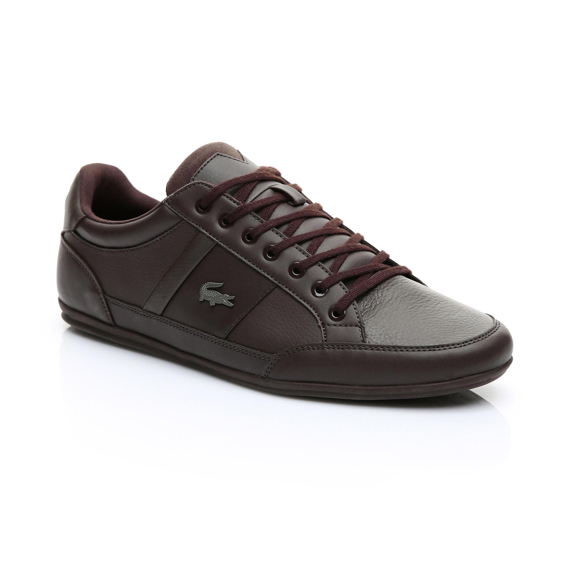 کفش تیره قهوه ای