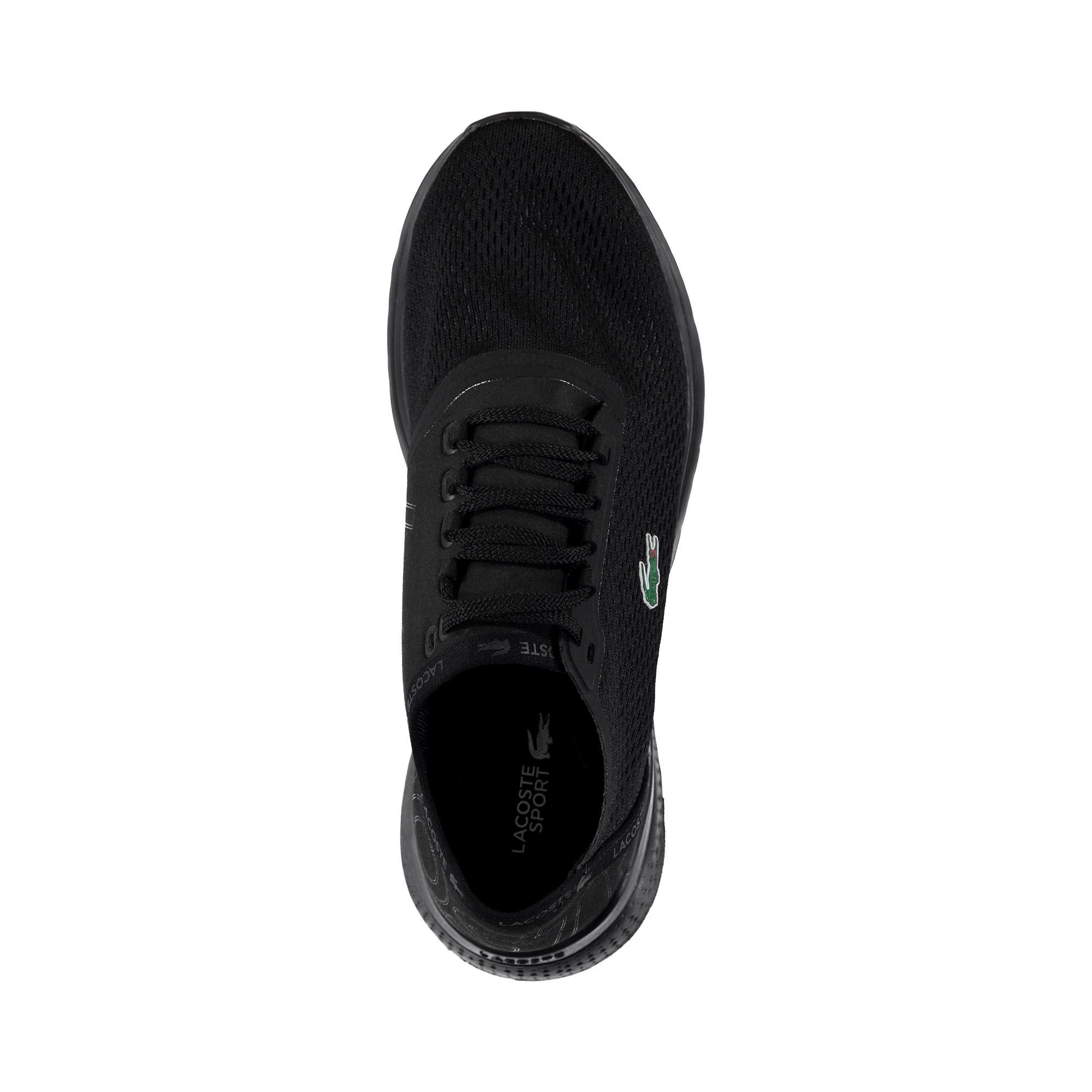 Lacoste Erkek Siyah LT Fit 119 4 Sneaker