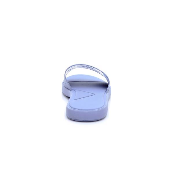Lacoste Kadın Açık Mavi - Beyaz L.30 Slide 119 2 Casual Terlik