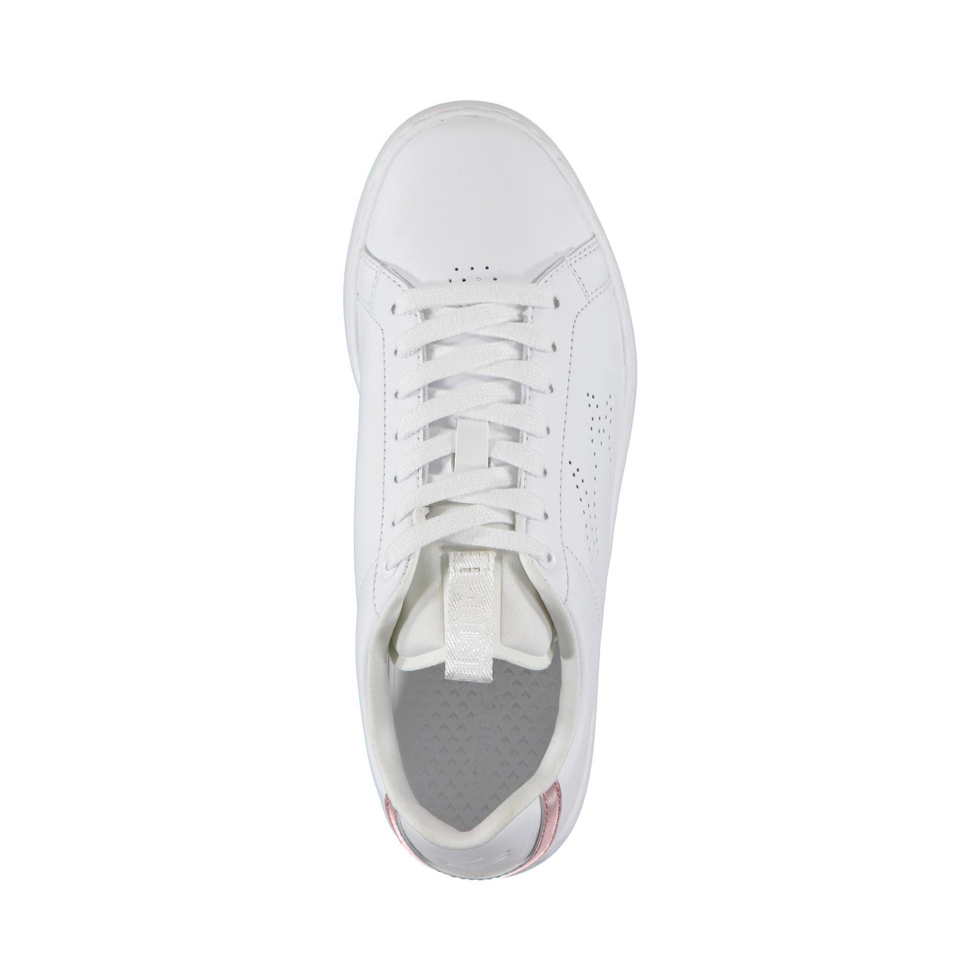 Lacoste Kadın Beyaz - Açık Pembe Carnaby Evo Light-Wt 1193 Sneaker