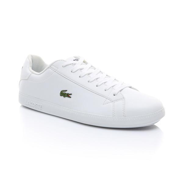 Lacoste Erkek Beyaz Graduate BL 1 Sneaker