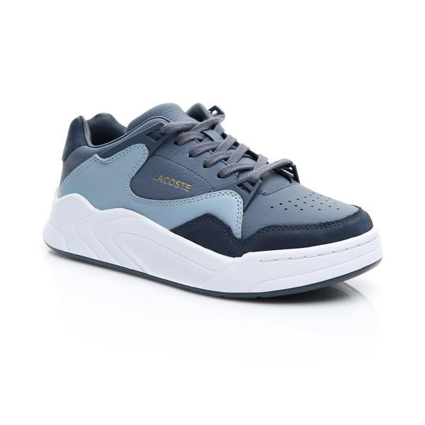 Lacoste Kadın Koyu Mavi - Açık Mavi Court Slam 219 1 Sneaker