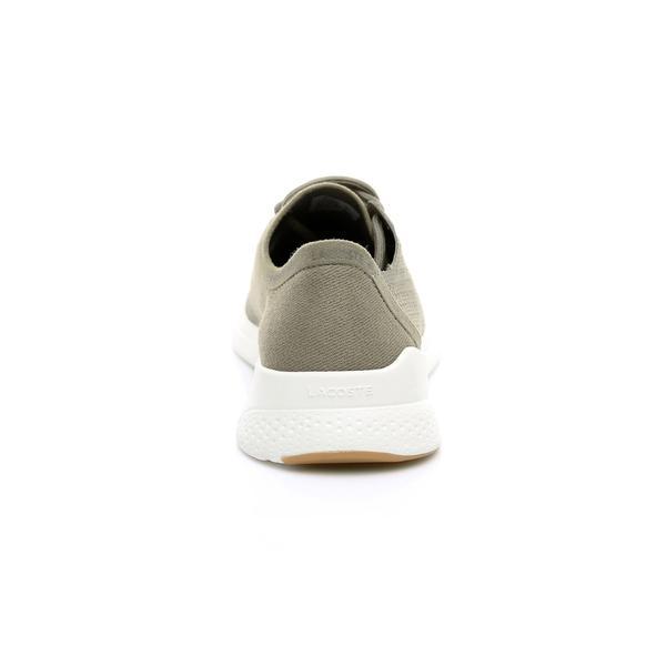 Lacoste Erkek Haki - Bej LT Fit 119 3 Sneaker