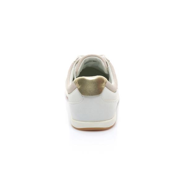 Lacoste Kadın Bej - Altın Rey Lace 119 1 Casual Ayakkabı