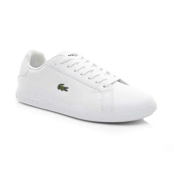 Lacoste Kadın Beyaz Graduate BL 1 Sneaker