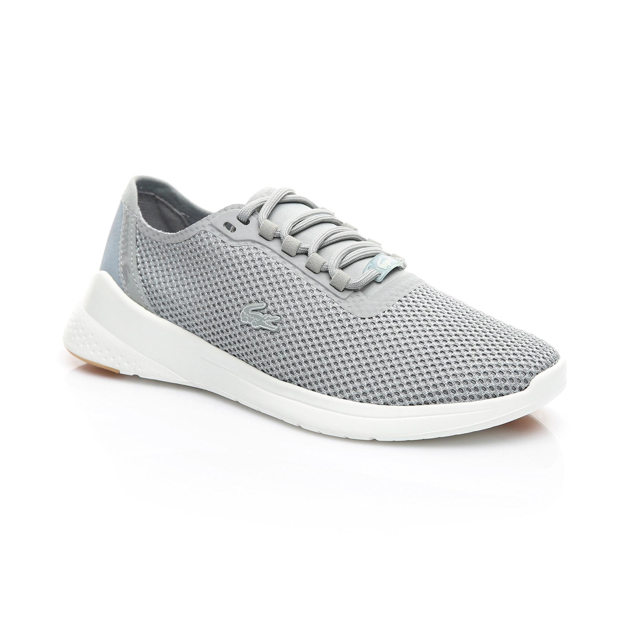 Lacoste Kadın Gri - Açık Mavi LT Fit 119 2 Sneaker
