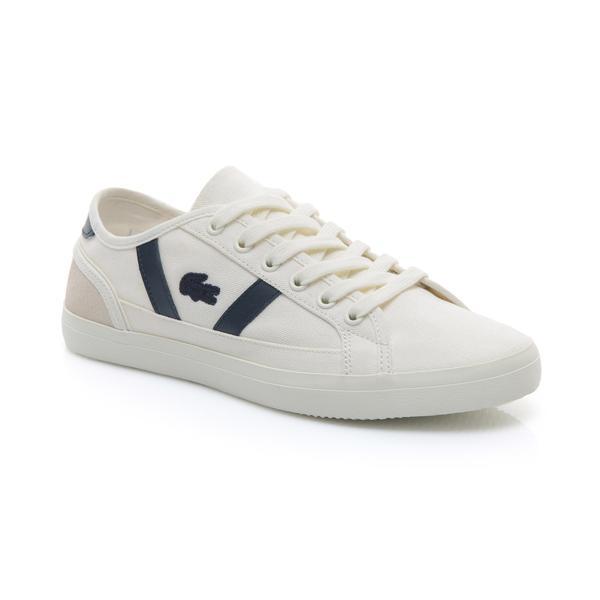 Lacoste Kadın Bej - Lacivert Sideline 119 1 Casual Ayakkabı