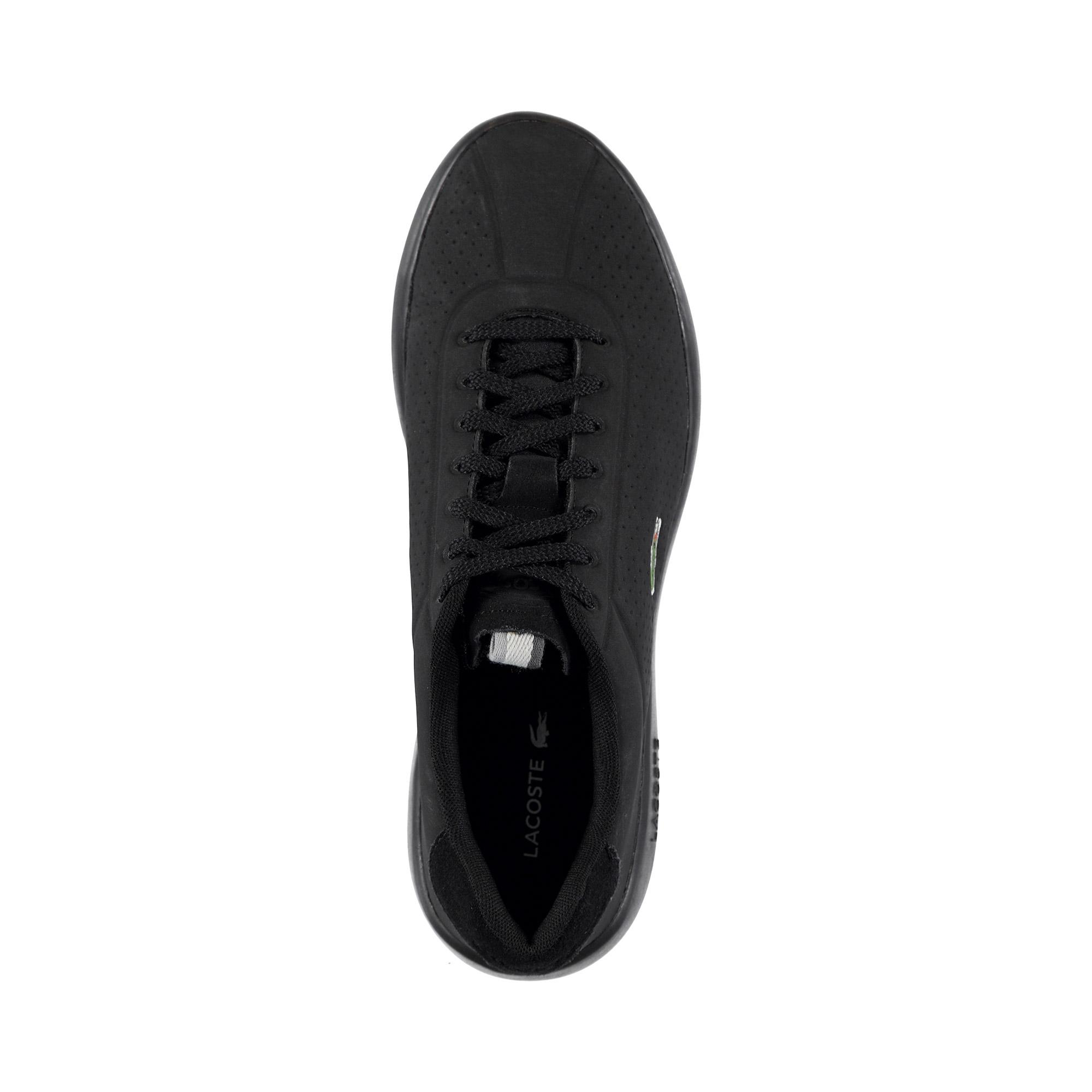 Lacoste Erkek Siyah Avance 119 1 Sneaker
