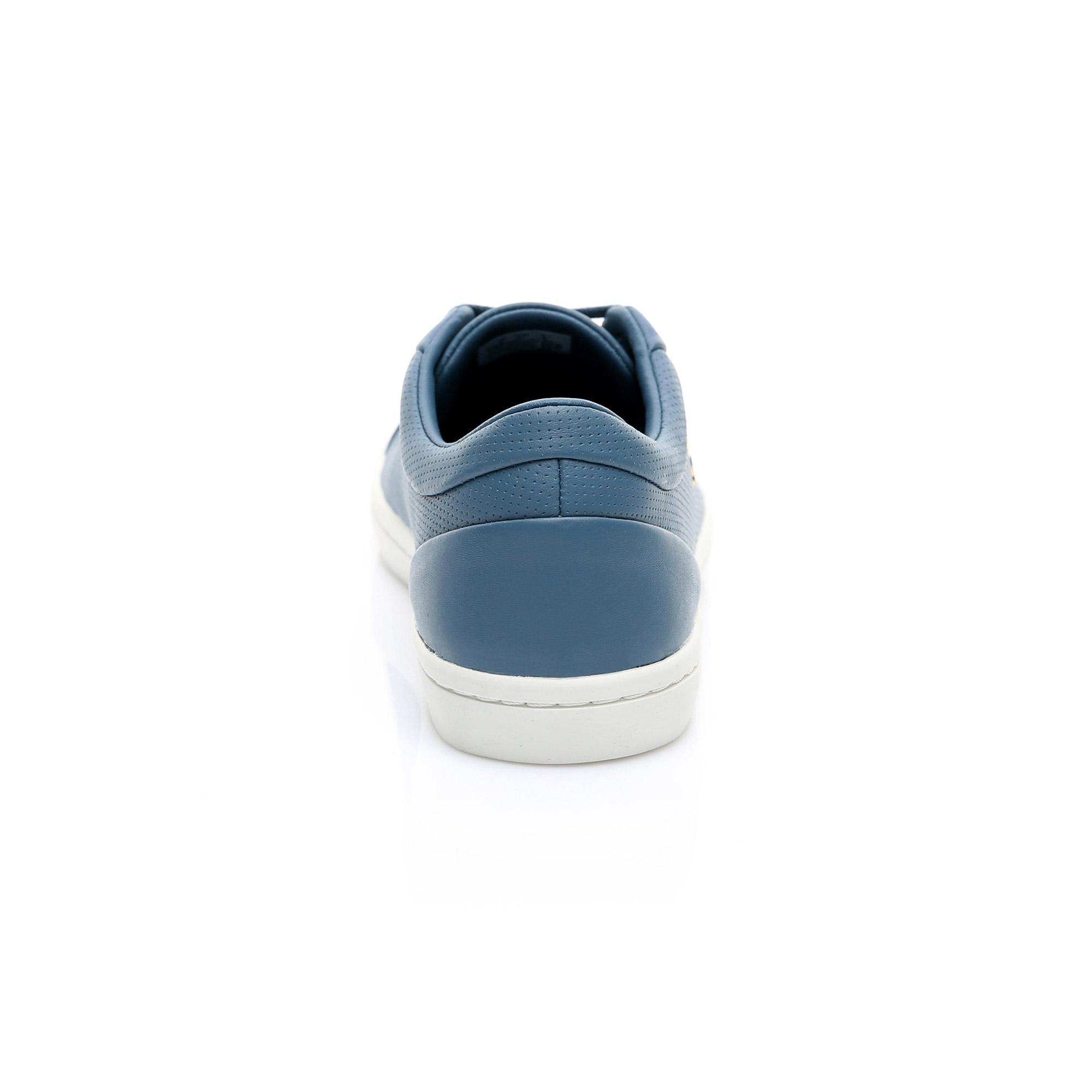 Lacoste Kadın Mavi - Bej Straightset 119 2 Casual Ayakkabı