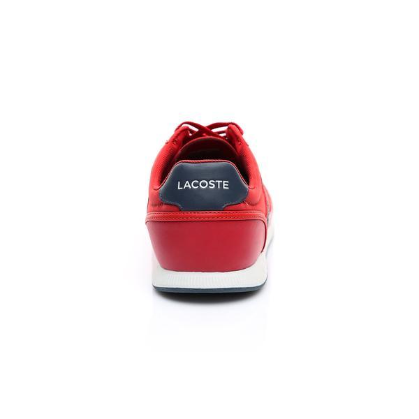 Lacoste Erkek Kırmızı - Lacivert Menerva Sneaker 119 2 Casual Ayakkabı