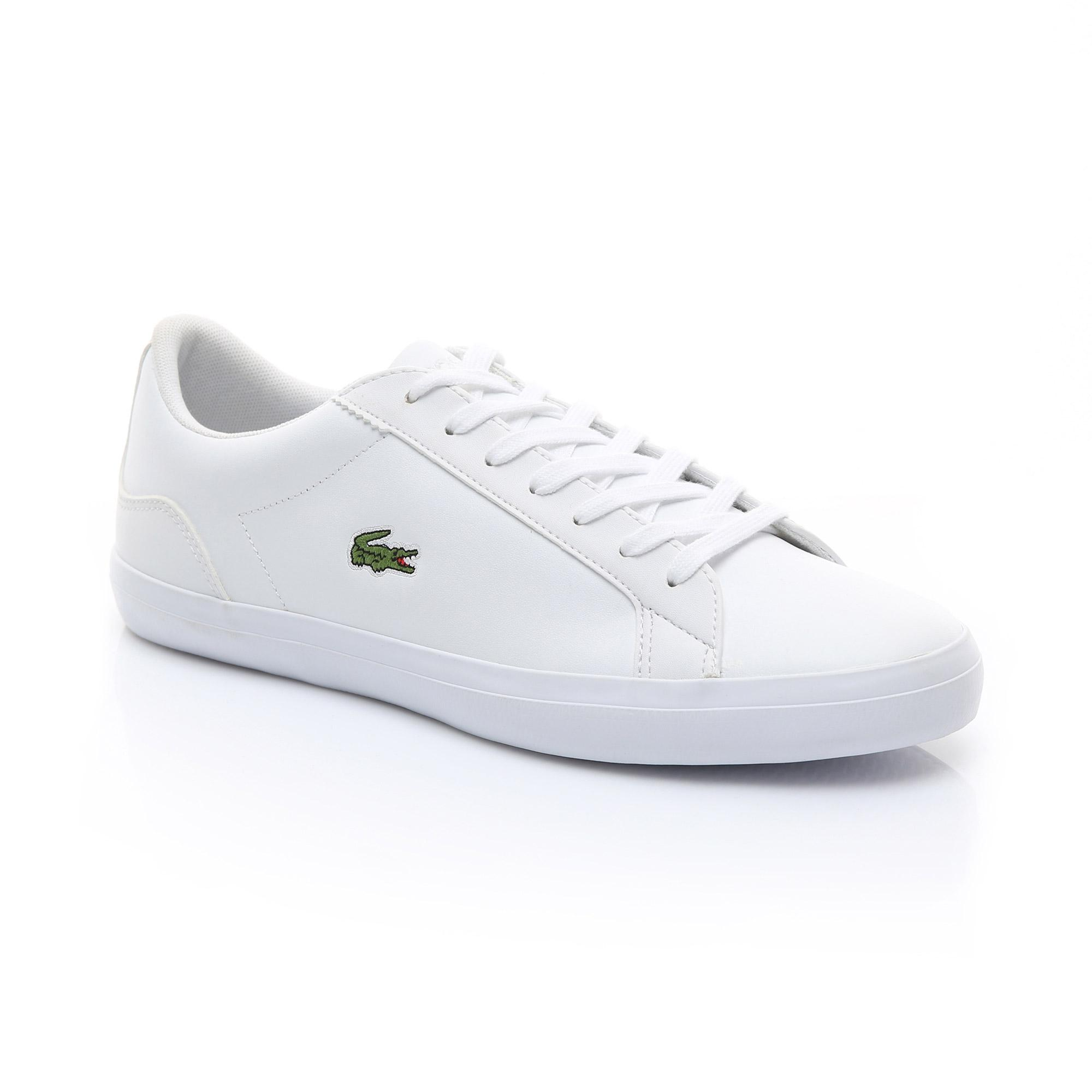 Lacoste Lerond BL Erkek Beyaz Sneaker