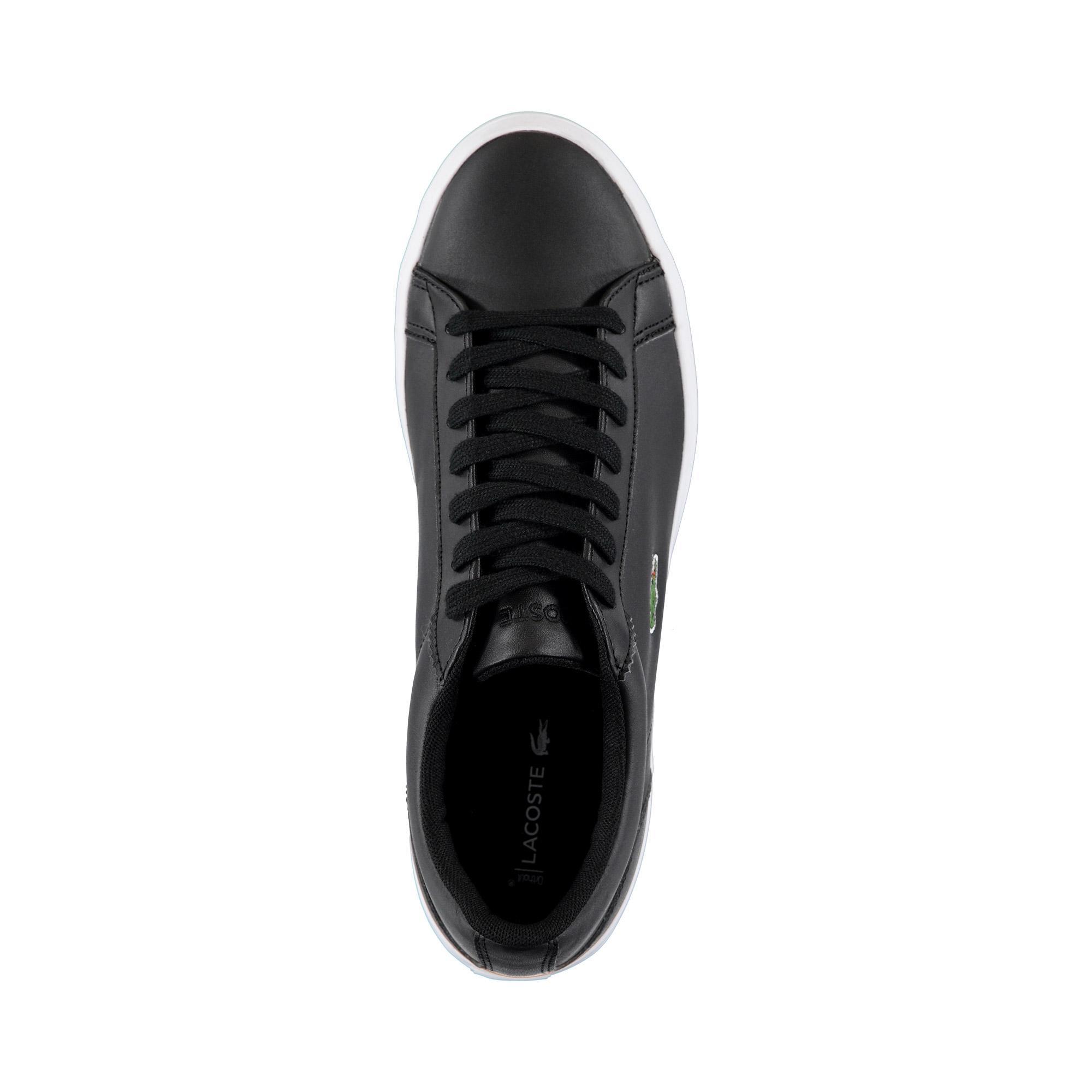 Lacoste Lerond BL Erkek Siyah Casual Ayakkabı