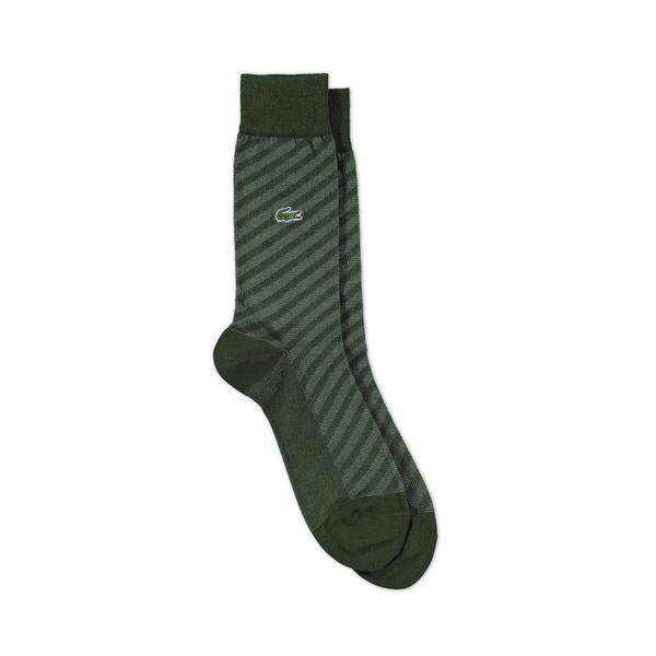 Lacoste Unisex Haki Çorap