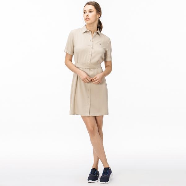 880c2bde383e9 Kadın Elbise ve Polo Elbise Modelleri | Lacoste