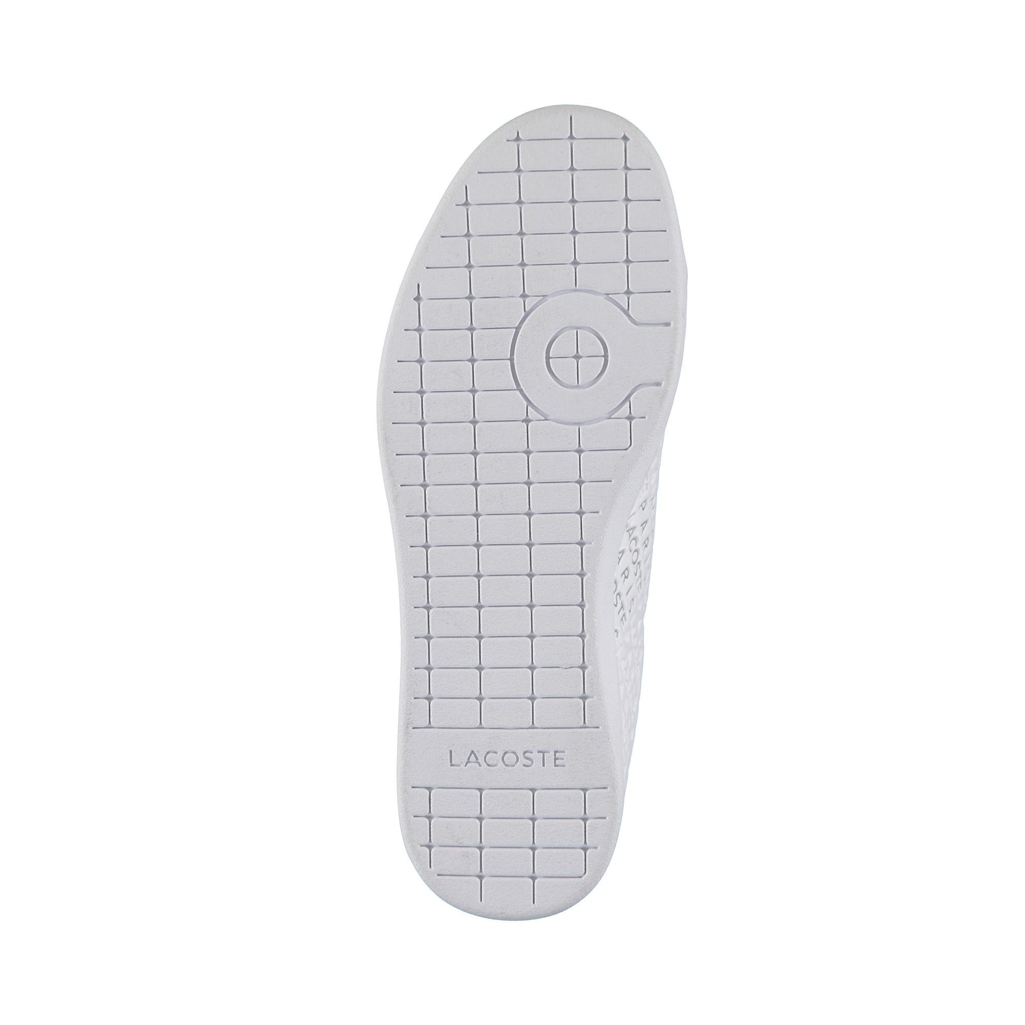 Lacoste Kadın Beyaz - Gümüş Carnaby Evo 119 9 Us Sneaker