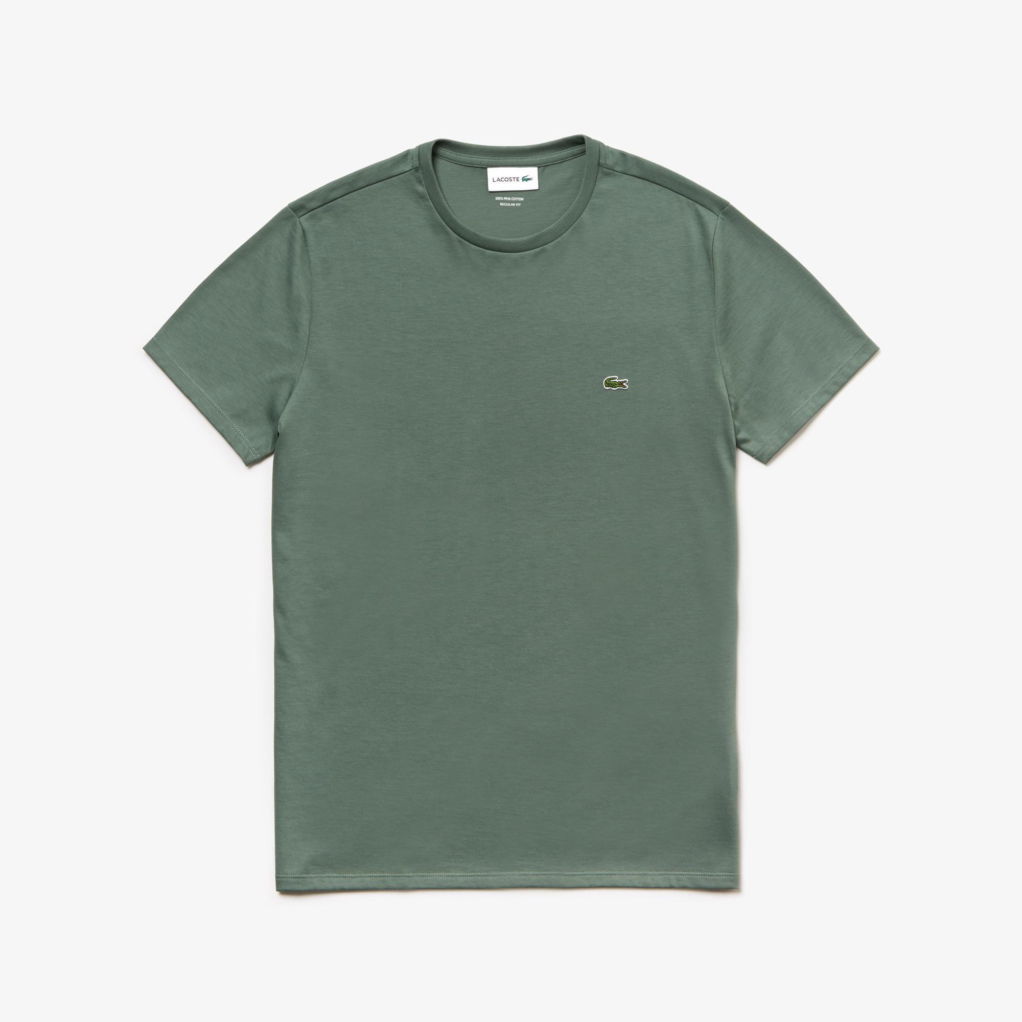 Lacoste Erkek Haki T-Shirt