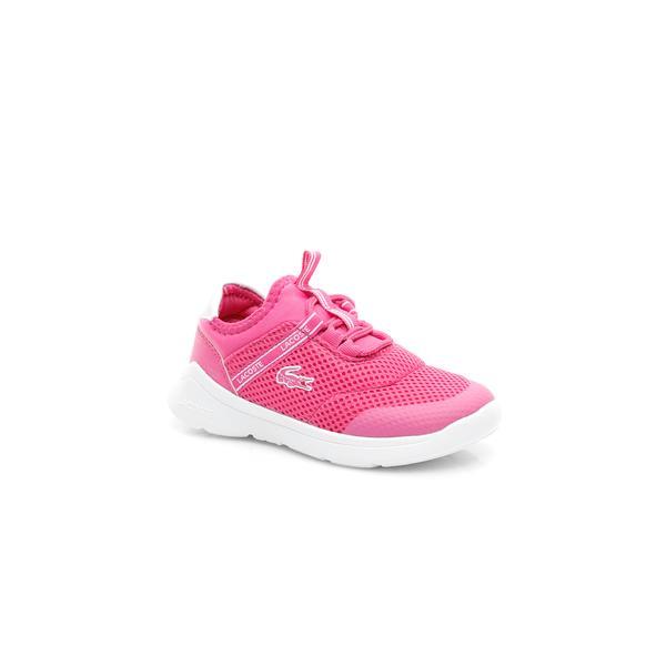 Lacoste Çocuk Koyu Pembe - Beyaz LT Dash 119 1 Sneaker
