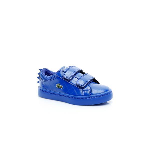 Lacoste Çocuk Mavi Straightset 119 4 Casual Ayakkabı