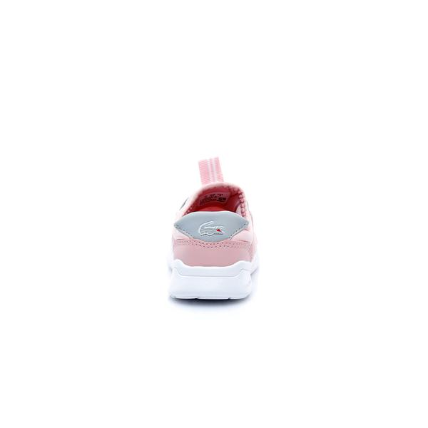 Lacoste Çocuk Açık Pembe - Gri LT Dash Slip 119 1 Sneaker