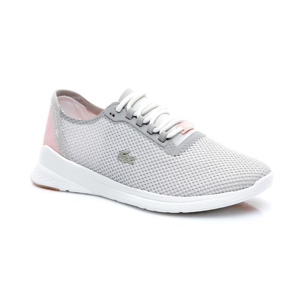 Lacoste Kadın Gri - Açık Pembe LT Fit 119 2 Sneaker