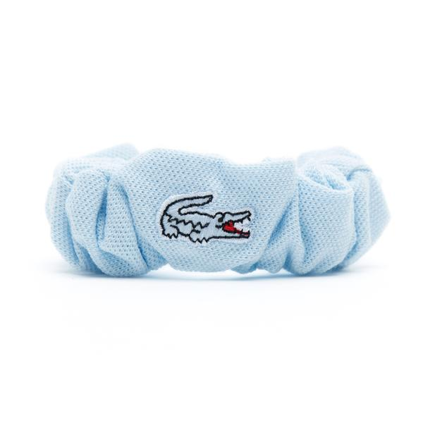 Lacoste Kadın Mavi Saç Bandı