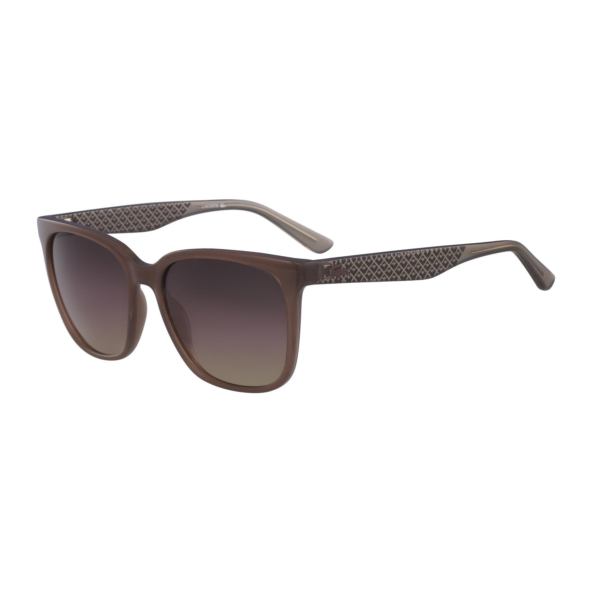 Lacoste Kadın Kahverengi Güneş Gözlüğü