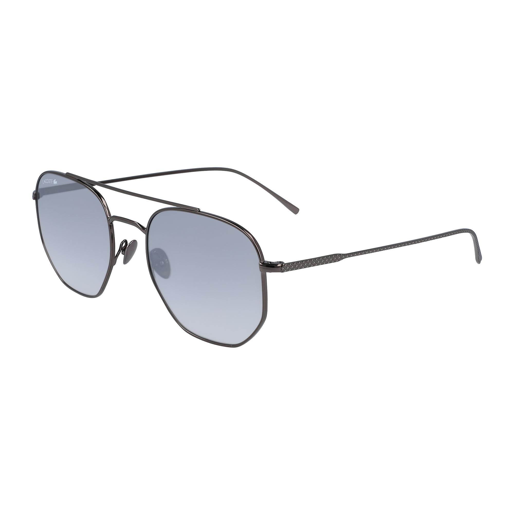 Lacoste Unisex Mavi Güneş Gözlüğü