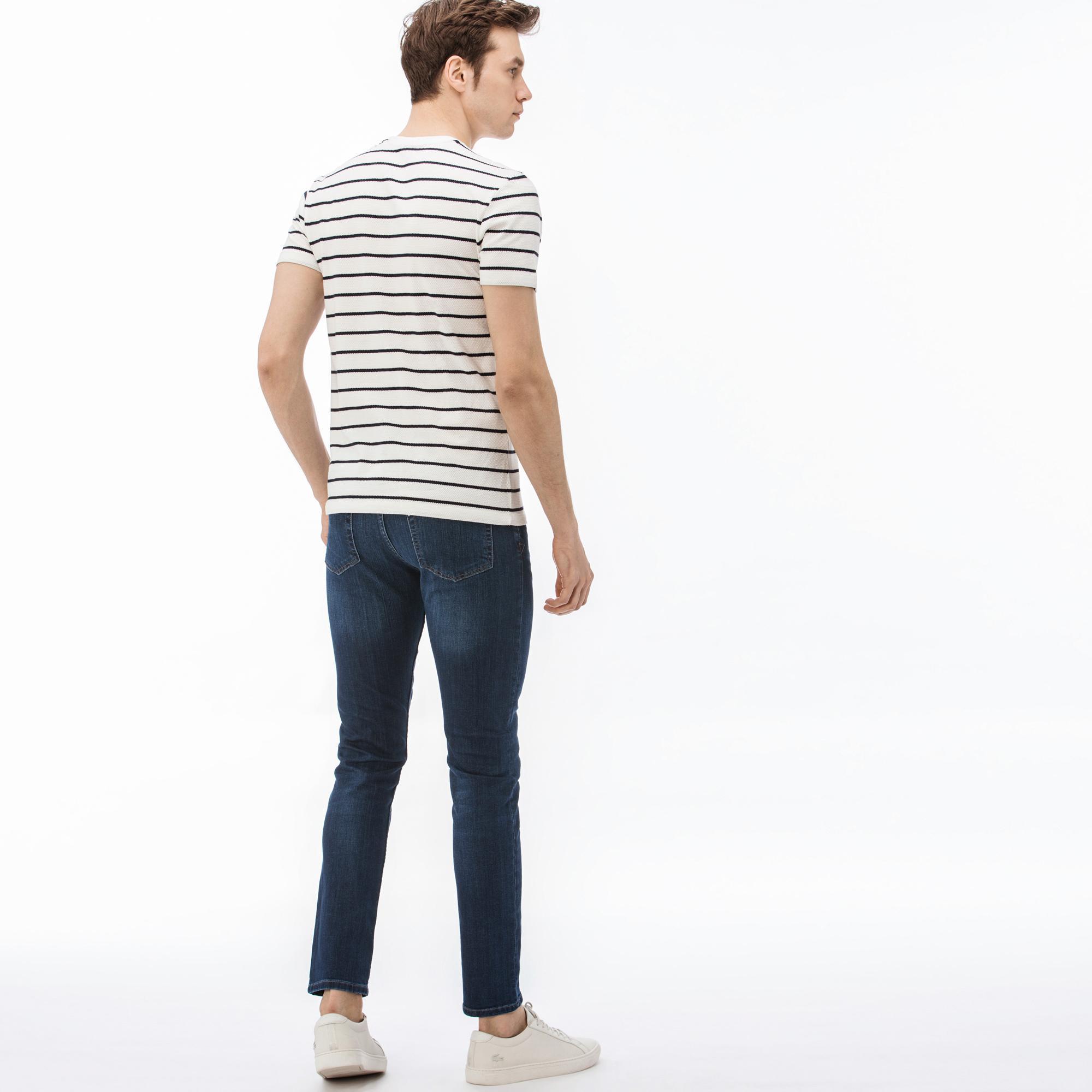 Lacoste Erkek Slim Fit Denim Pantolon