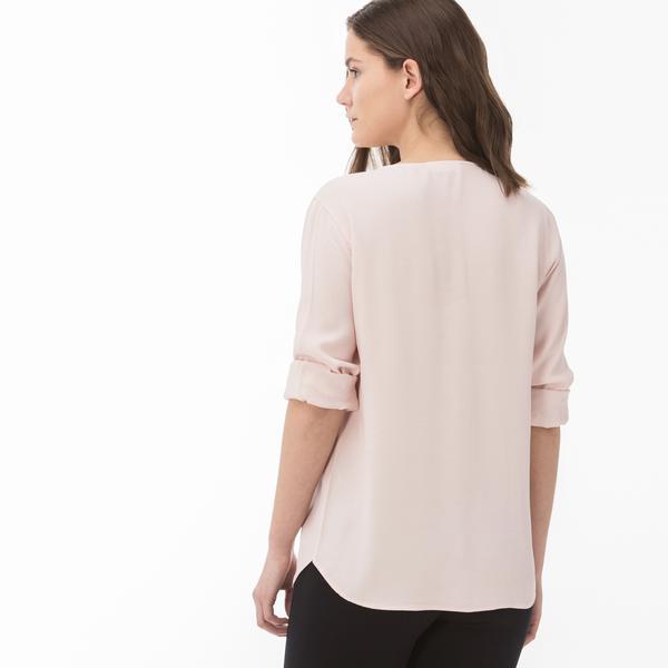Lacoste Women's Long Sleeve Shirt