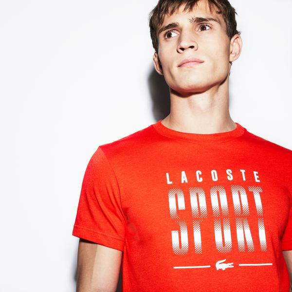 Lacoste Sport Erkek Kırmızı T-Shirt