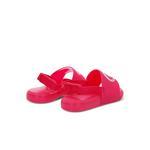 Lacoste Çocuk Koyu Pembe - Beyaz L.30 Slide 119 1 Casual Sandalet