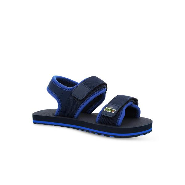 Lacoste Çocuk Lacivert - Mavi Sol 119 1 Casual Sandalet
