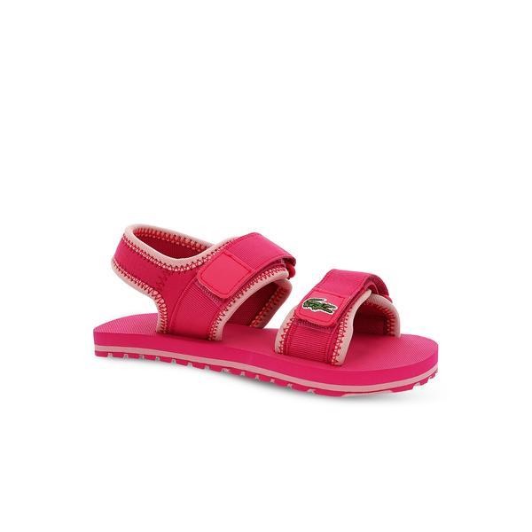 Lacoste Çocuk Pembe Sol 119 1 Casual Sandalet