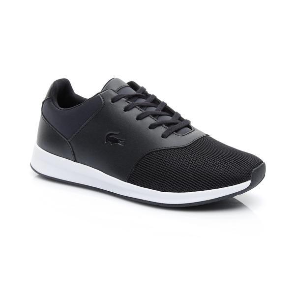 Lacoste Kadın Siyah - Beyaz Chaumont 119 1 Sneaker