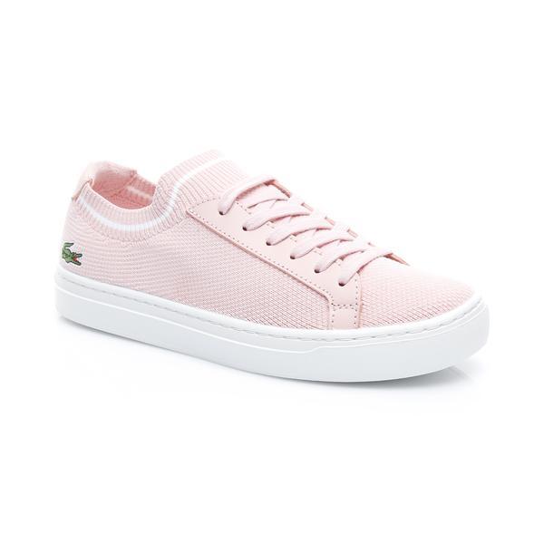 Lacoste Kadın Beyaz - Pembe La Piquée 119 1 Casual Ayakkabı