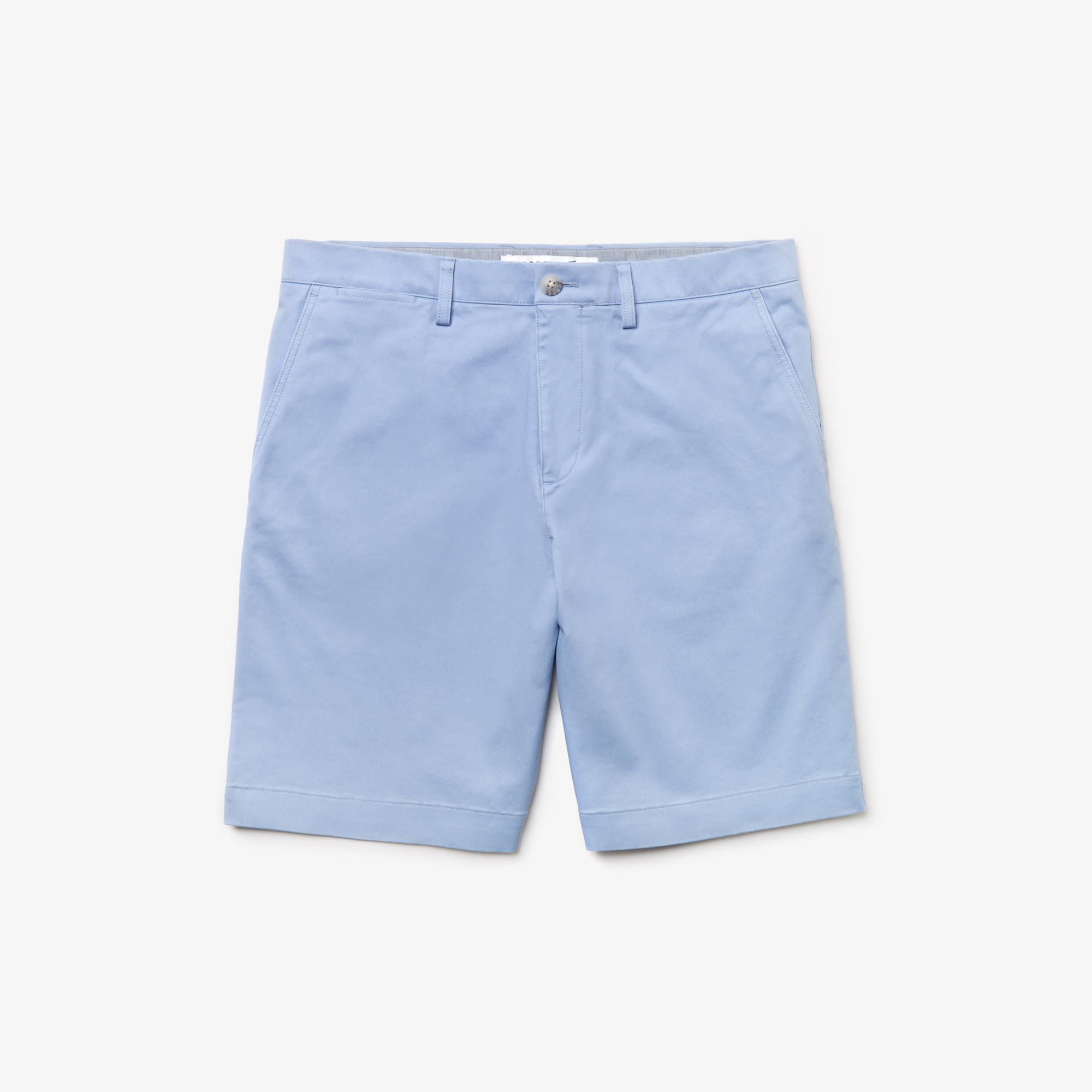 Lacoste Erkek Mavi Bermuda