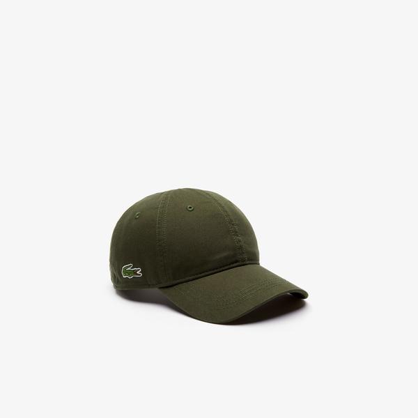 Lacoste Unisex Yeşil Şapka