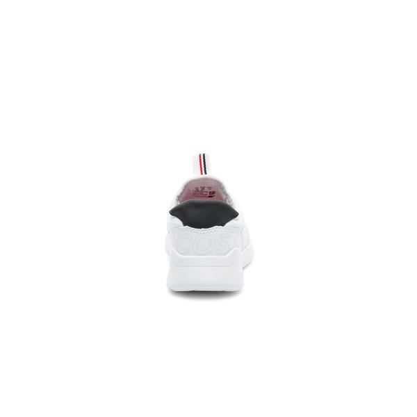 Lacoste Çocuk Beyaz - Lacivert LT Dash 119 1 Sneaker