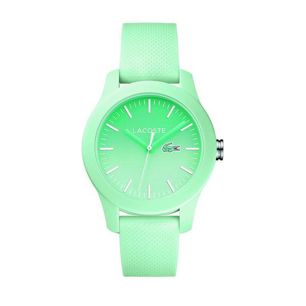 Lacoste Kadın Silikon Yeşil Saat