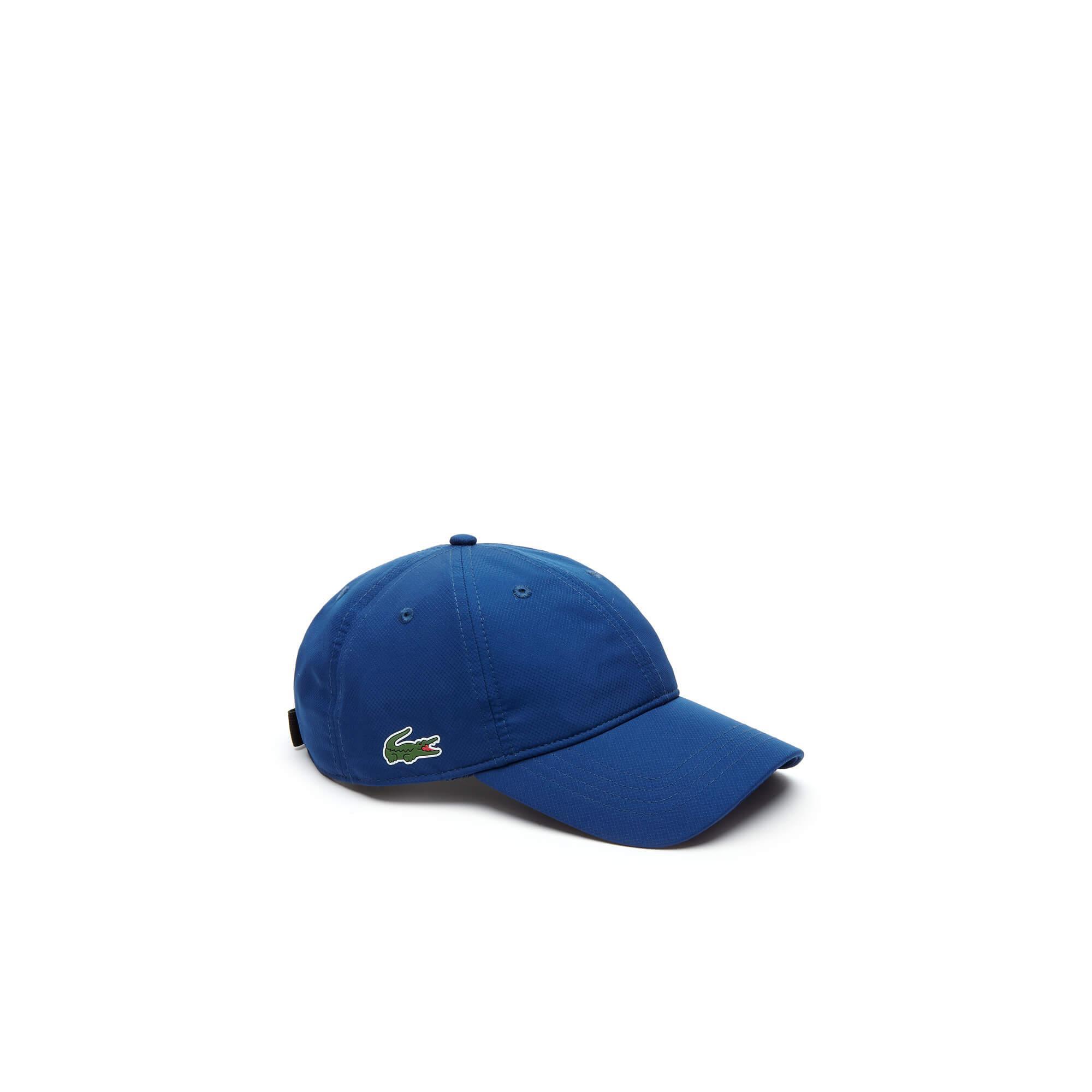 Lacoste Erkek Mavi Spor Şapka