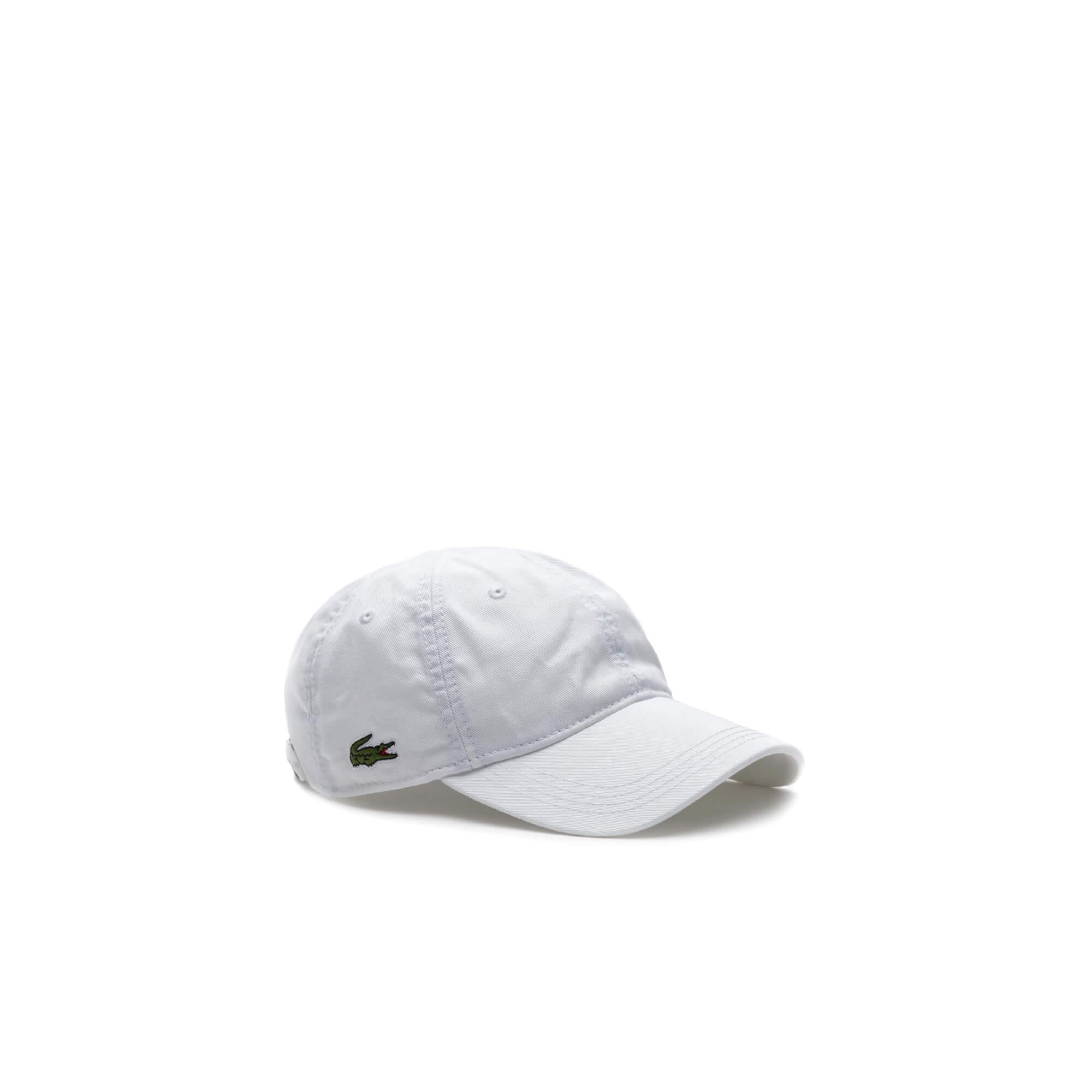 Lacoste Motion Unisex Beyaz Bere