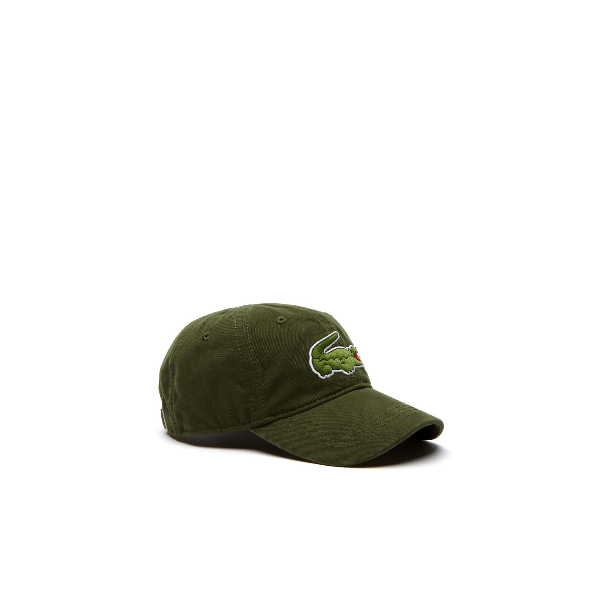 Lacoste Erkek Yeşil Spor Şapka